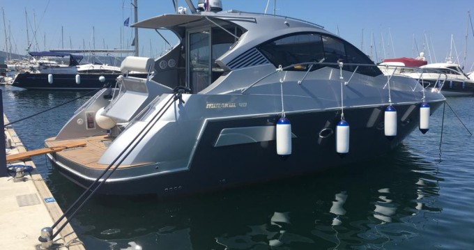Bootverhuur Grginić Mirakul 40 in Zadar via SamBoat
