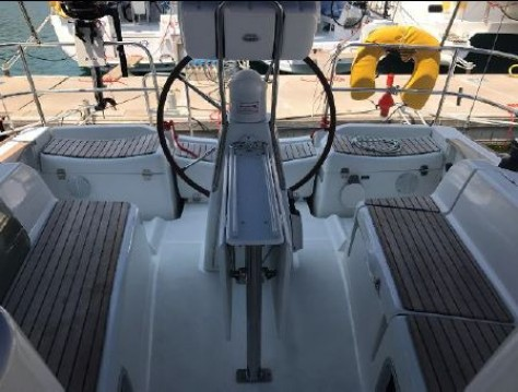 Bootverhuur Jeanneau Sun Odyssey 36i in Novi Vinodolski via SamBoat