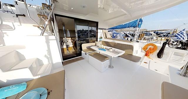 Huur Catamaran met of zonder schipper Lagoon in Lávrio