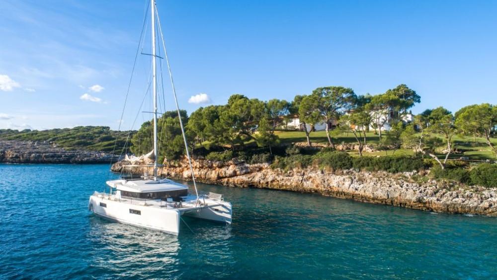 Huur Catamaran met of zonder schipper Lagoon in Nassau