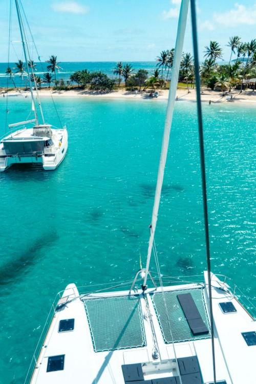Bootverhuur Nassau goedkoop Lagoon 52