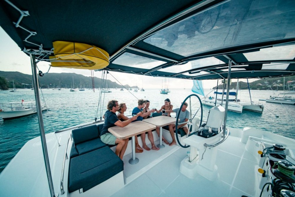 Jachthuur in Nassau - Lagoon Lagoon 52 via SamBoat