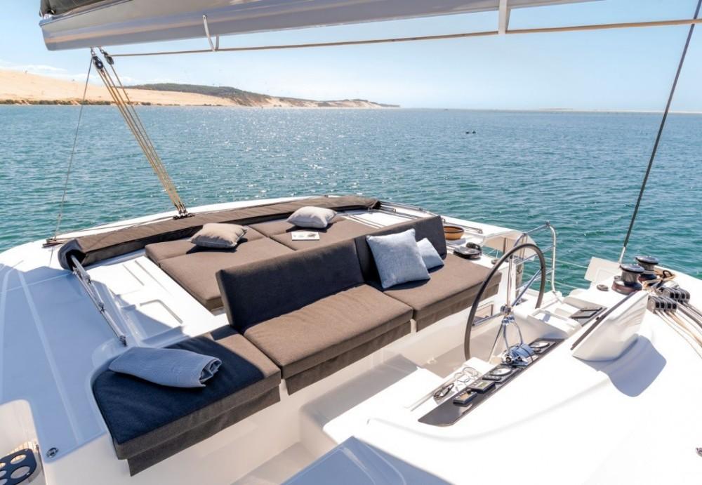 Huur Catamaran met of zonder schipper Lagoon in Road Town