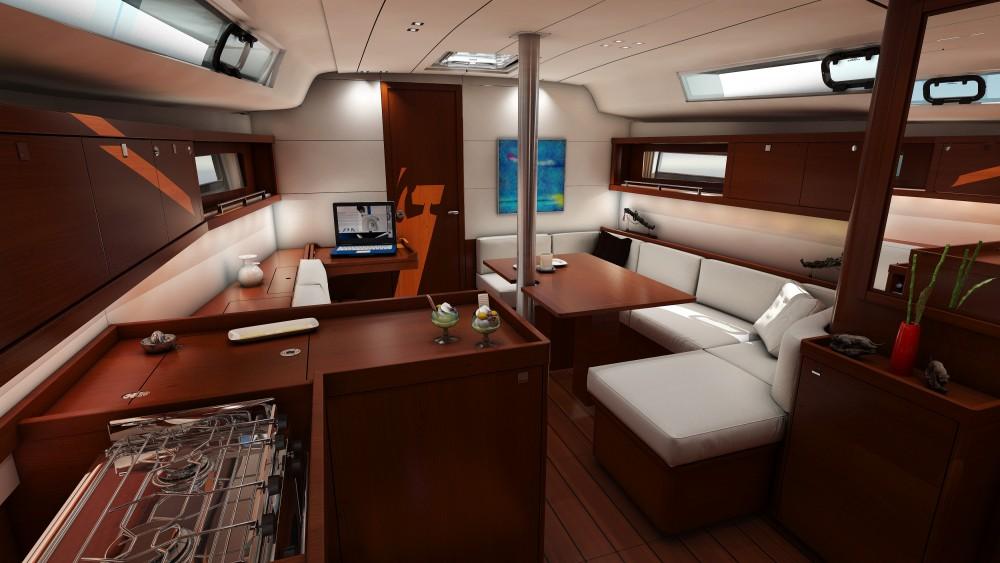 Verhuur Zeilboot in Road Town - Bénéteau Oceanis 41.1