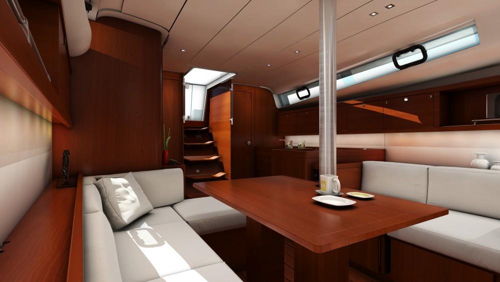 Bénéteau Oceanis 41.1 te huur van particulier of professional in Road Town