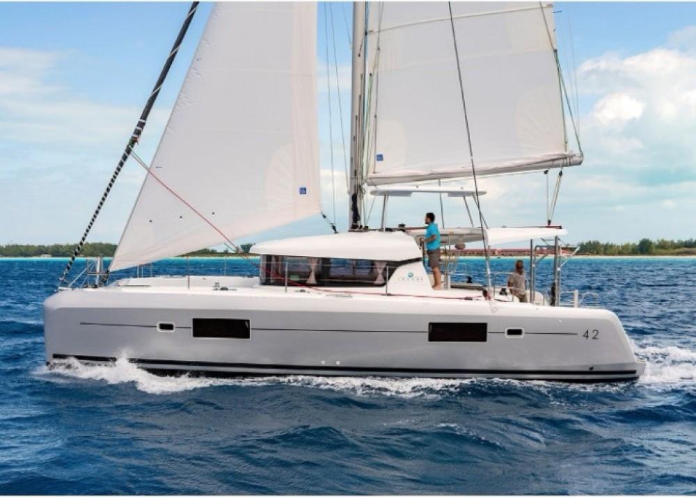 Huur Catamaran met of zonder schipper Lagoon in St. George's
