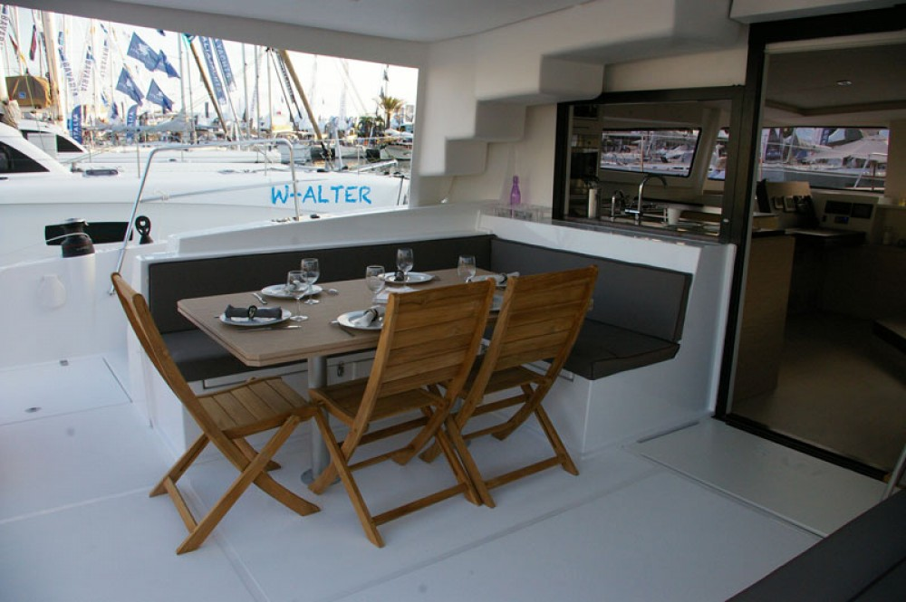 Catana Bali 4.5 te huur van particulier of professional in Pointe-à-Pitre