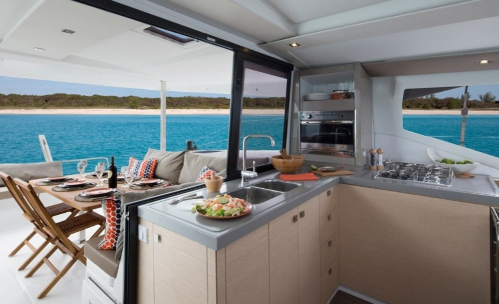 Fountaine Pajot Fountaine Pajot te huur van particulier of professional in Pointe-à-Pitre