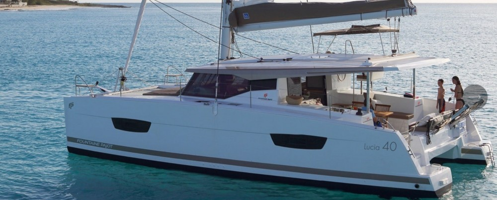 Huur een Fountaine Pajot Fountaine Pajot in Pointe-à-Pitre