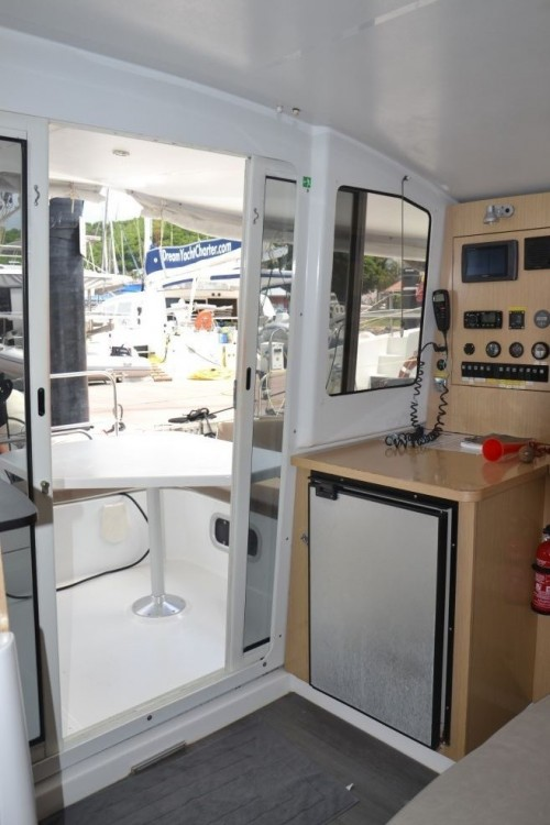 Huur een Fountaine Pajot Mahe 36 Evolution in Pointe-à-Pitre
