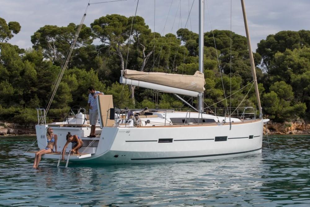 Bootverhuur Dufour Dufour 460 in Martinique via SamBoat