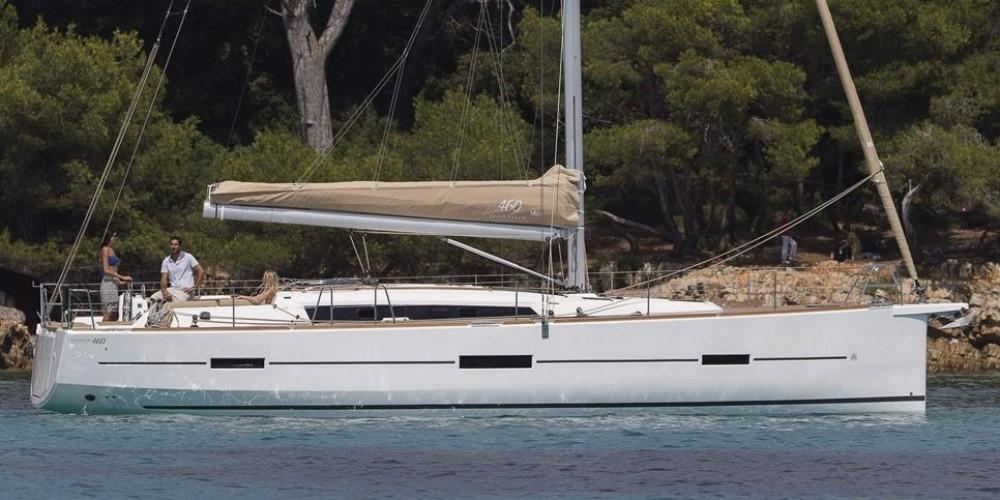 Verhuur Zeilboot in Martinique - Dufour Dufour 460