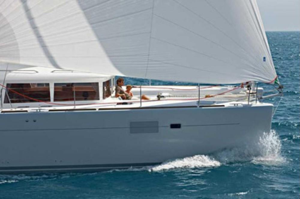 Huur Catamaran met of zonder schipper Lagoon in Puerto Rico