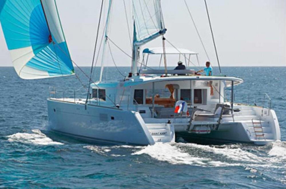 Verhuur Catamaran in Puerto Rico - Lagoon Lagoon 450