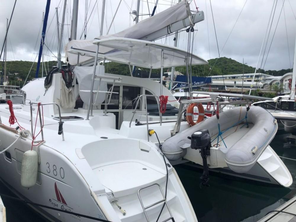 Jachthuur in Gros Islet - Lagoon Lagoon 380 via SamBoat