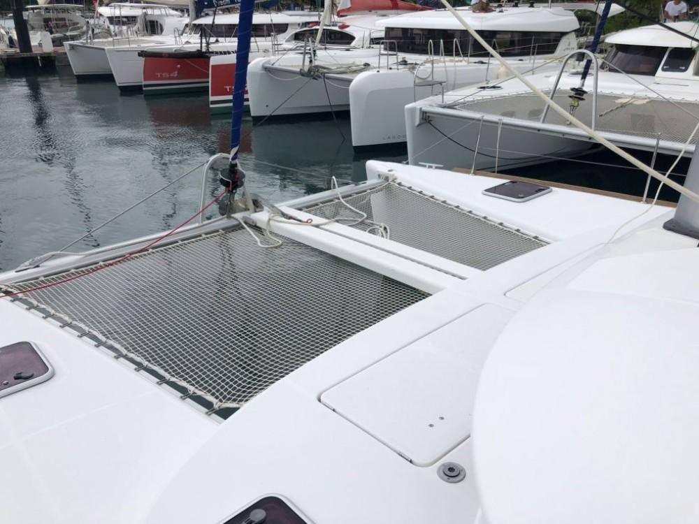 Catamaran te huur in Gros Islet voor de beste prijs