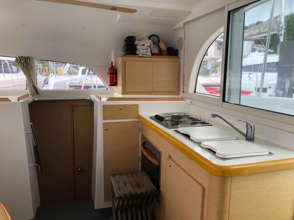 Verhuur Catamaran in Gros Islet - Lagoon Lagoon 380