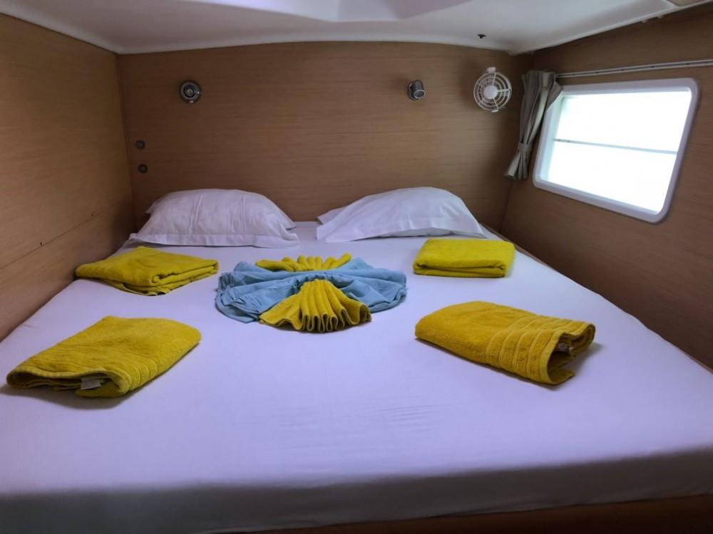 Lagoon Lagoon 380 te huur van particulier of professional in Gros Islet