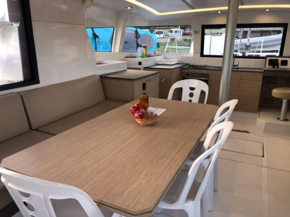Jachthuur in  - Bali Catamarans Bali 4.0 via SamBoat