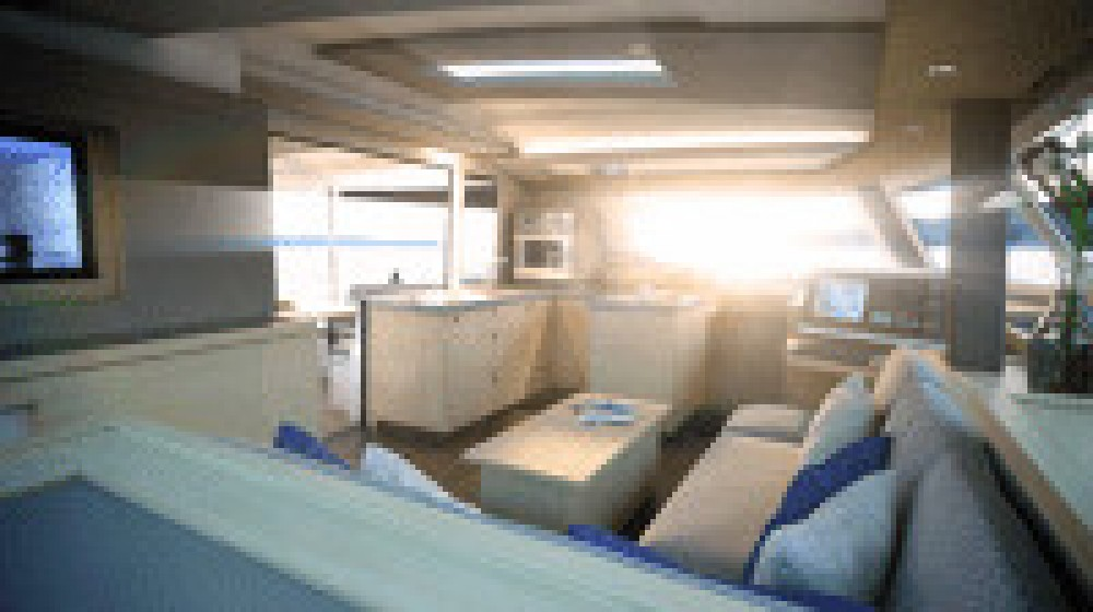 Jachthuur in Kingstown - Fountaine Pajot Astrea 42 via SamBoat