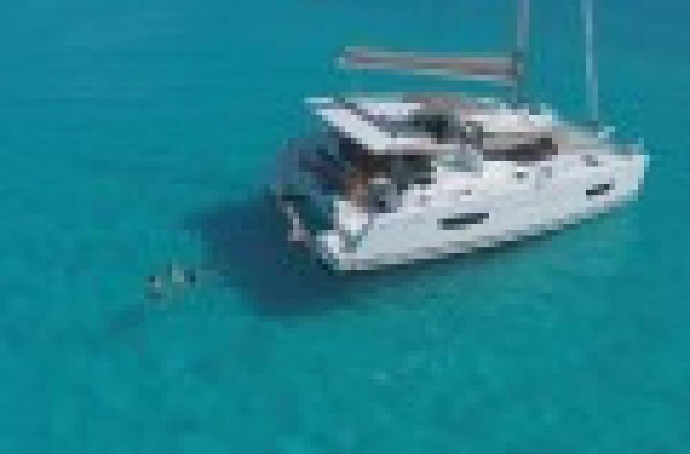 Huur Catamaran met of zonder schipper Fountaine Pajot in La Rochelle