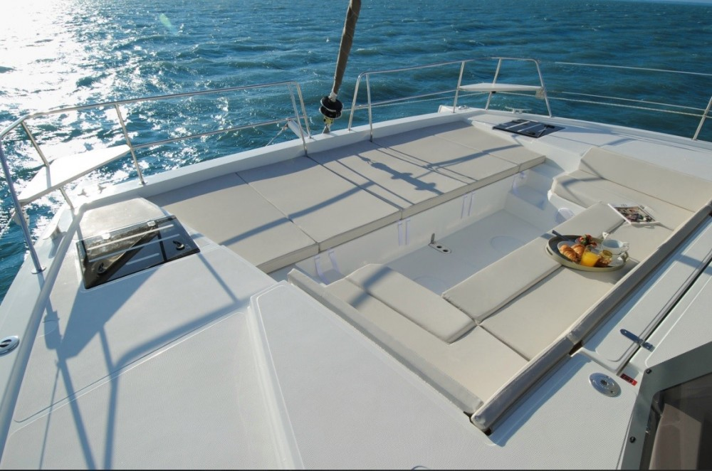 Bali Catamarans Bali 4.1 Owner Version te huur van particulier of professional in