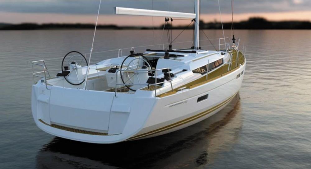 Huur een Jeanneau Sun Odyssey 469 in Ajaccio