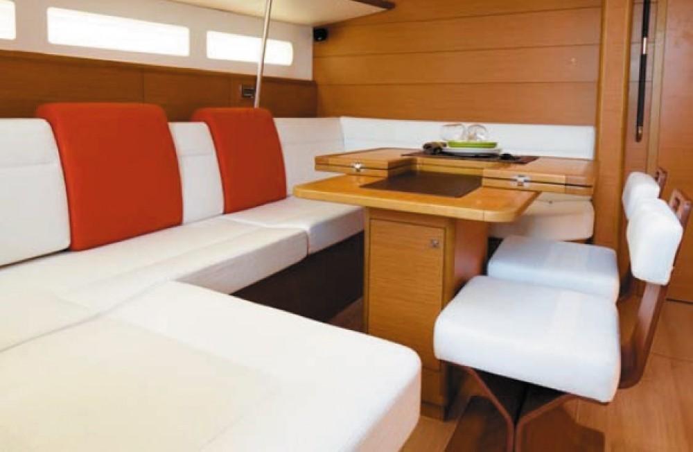 Verhuur Zeilboot in Ajaccio - Jeanneau Sun Odyssey 469