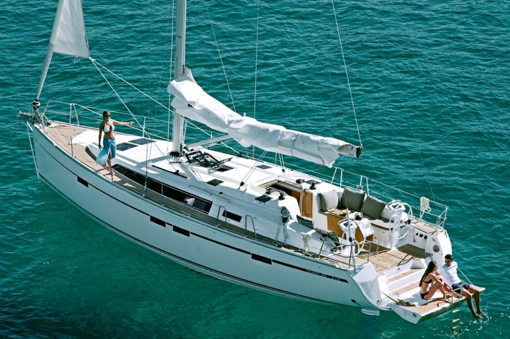 Verhuur Zeilboot in Saint-Mandrier-sur-Mer - Bavaria Bavaria 46 Cruiser