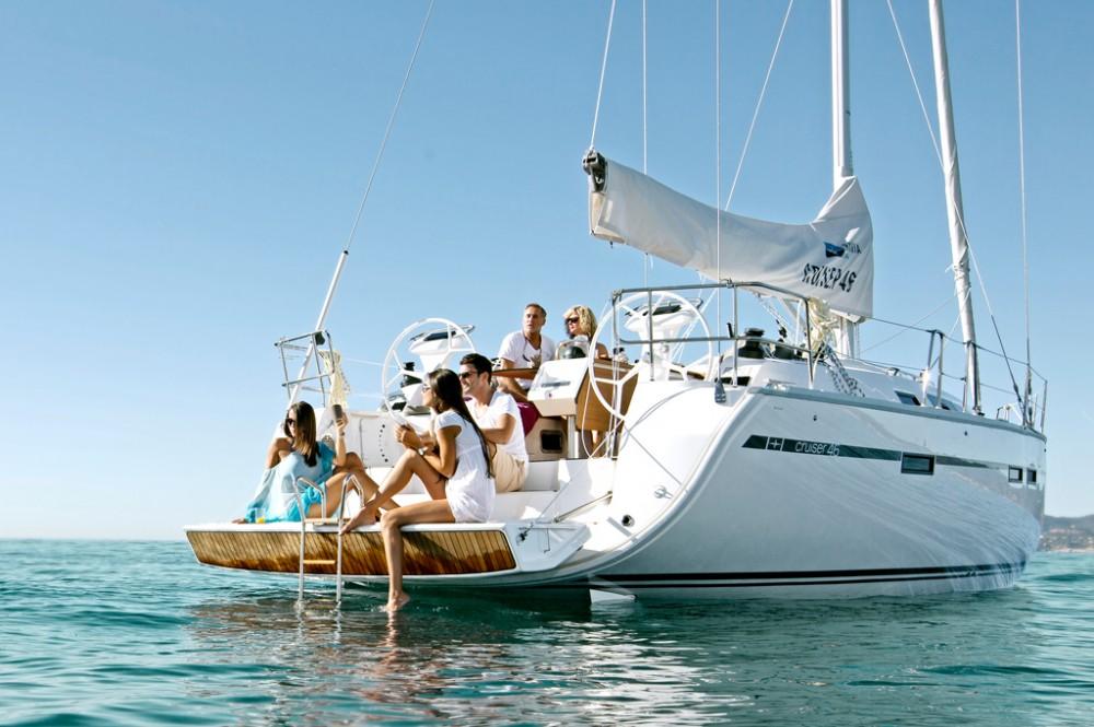 Bavaria Bavaria 46 Cruiser te huur van particulier of professional in Saint-Mandrier-sur-Mer