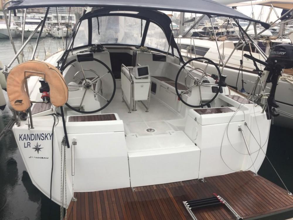 Jachthuur in Napels - Jeanneau Sun Odyssey 449 via SamBoat