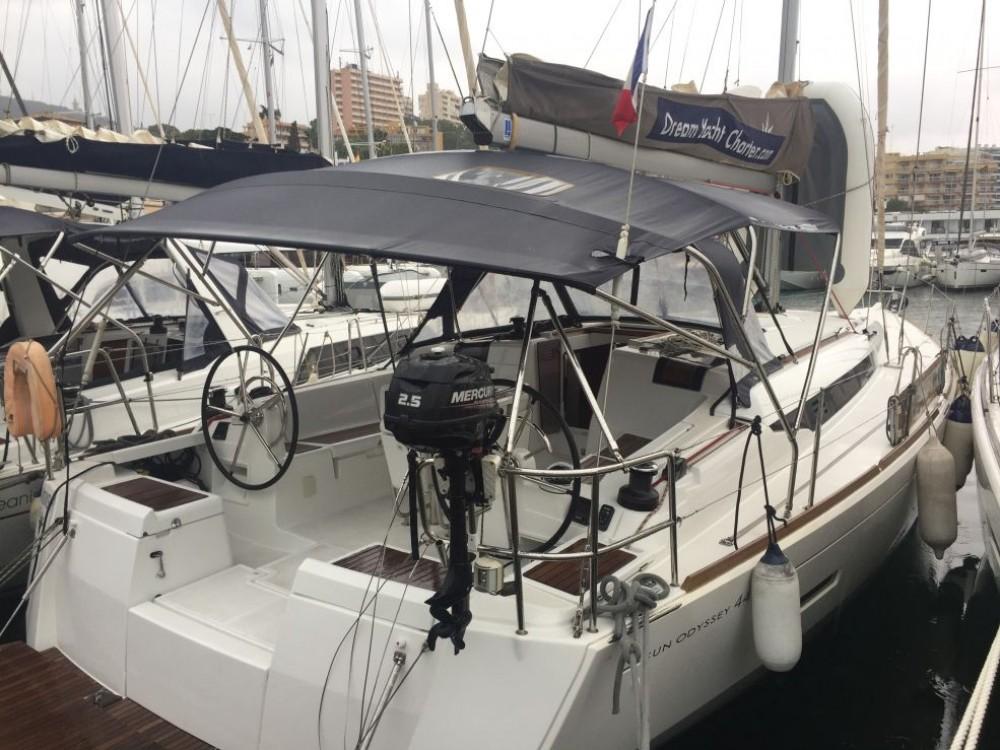 Bootverhuur Jeanneau Sun Odyssey 449 in Napels via SamBoat