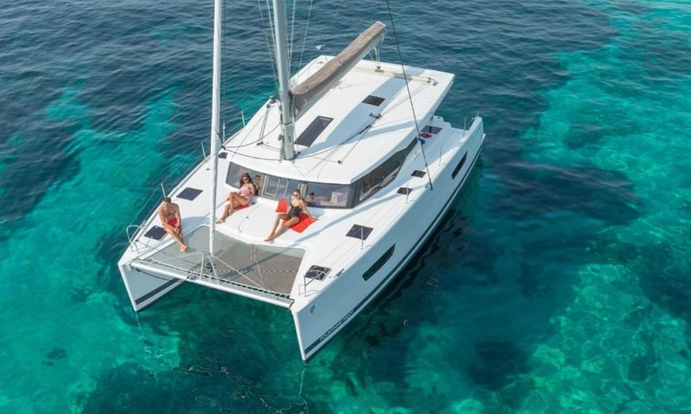 Huur Catamaran met of zonder schipper Fountaine Pajot in Kotor