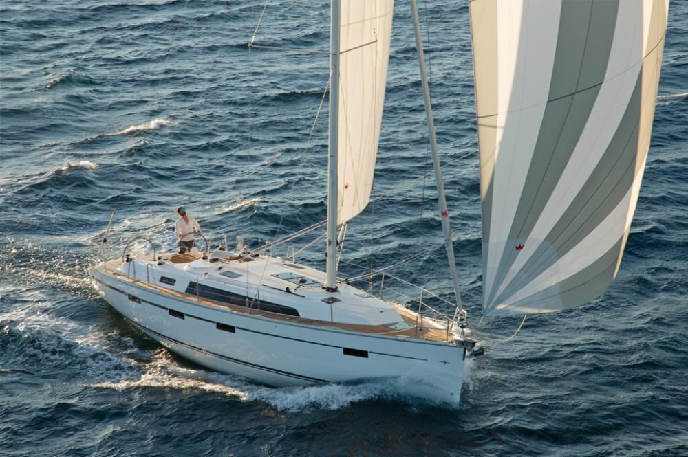 Huur Zeilboot met of zonder schipper Bavaria in Roses