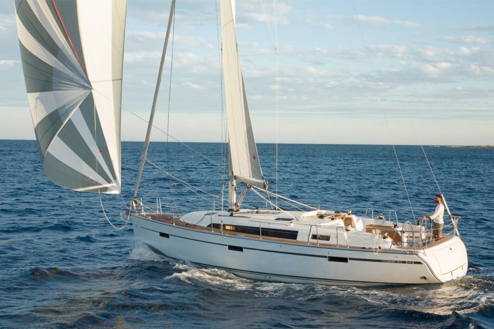 Verhuur Zeilboot in Roses - Bavaria Bavaria 41