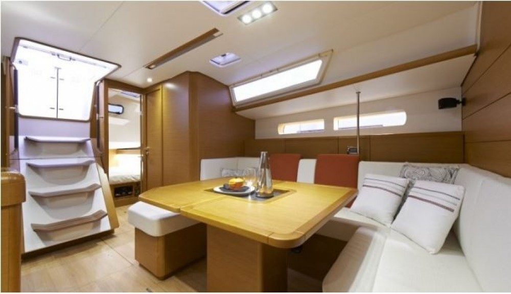 Jeanneau Sun Odyssey 469 te huur van particulier of professional in Palma