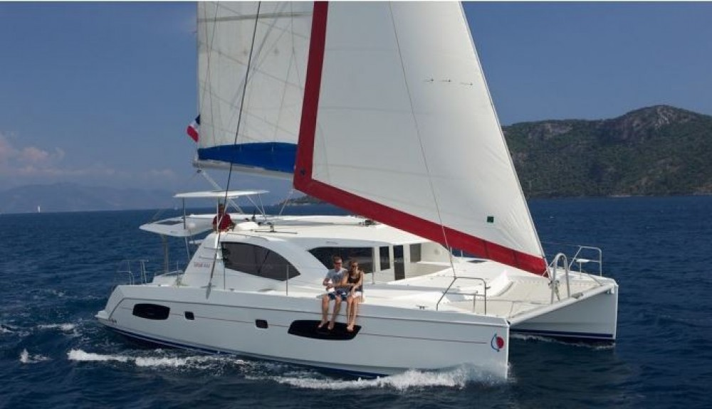 Robertson-Caine Leopard 44 te huur van particulier of professional in Palma