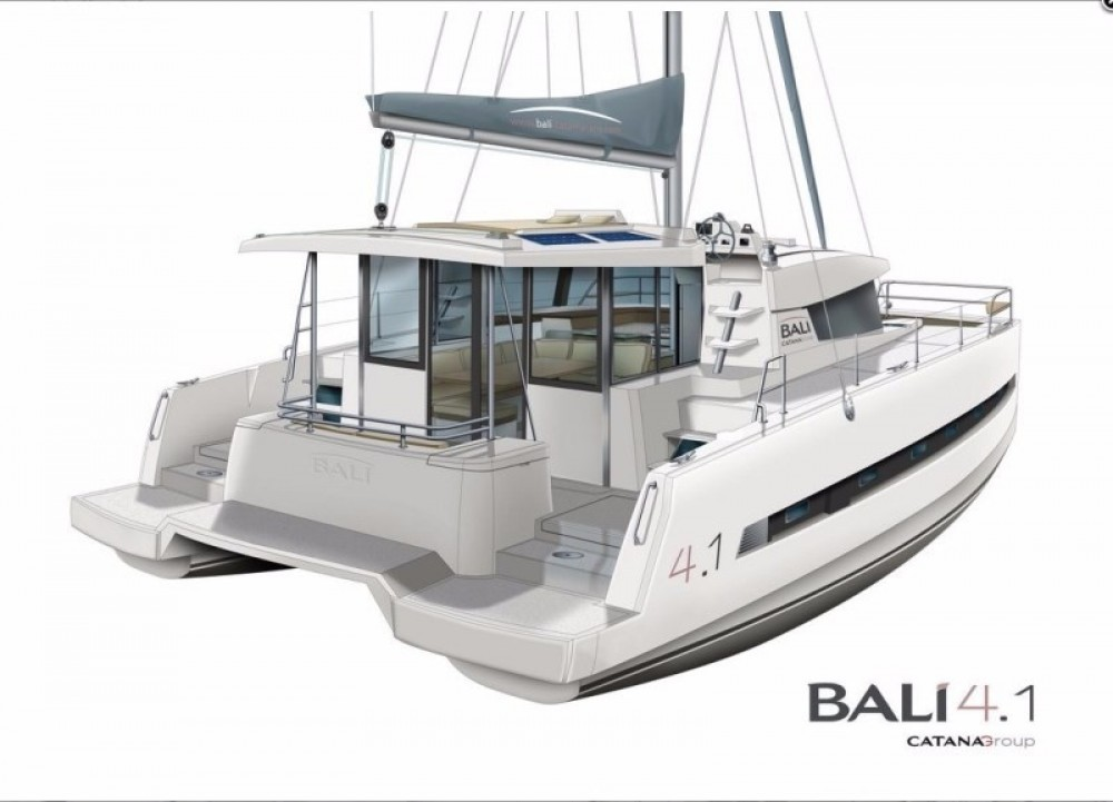Catamaran te huur in Nouméa voor de beste prijs