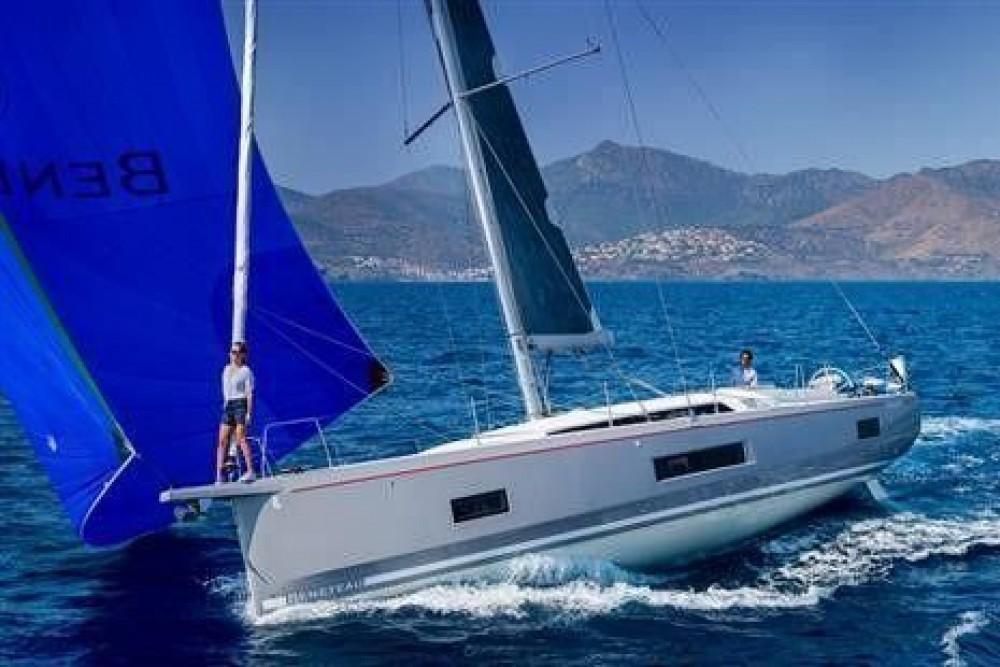 Verhuur Zeilboot in Trogir - Bénéteau Oceanis 46.1 - 3 cab.