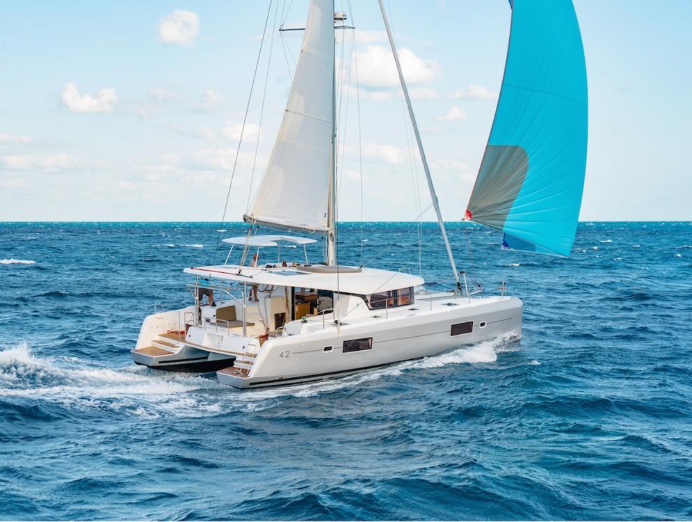 Lagoon Lagoon 42 te huur van particulier of professional in Tortola