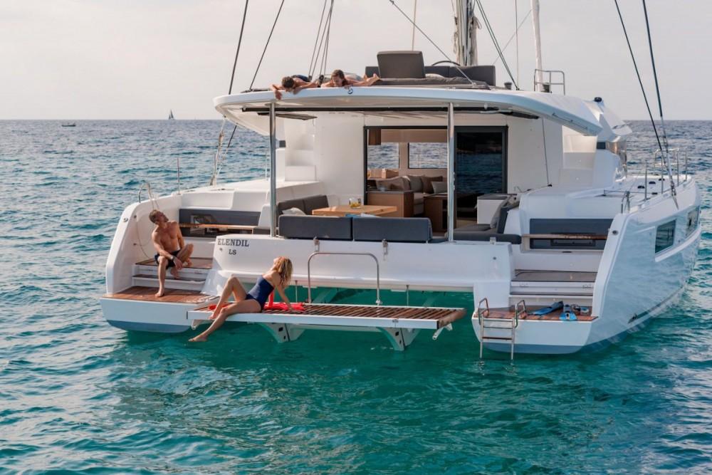 Huur een Lagoon Lagoon 50 - 6 + 2 cab. in Tortola