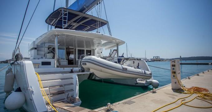 Lagoon Lagoon 52 F te huur van particulier of professional in Palma de Mallorca