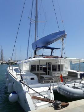 Bootverhuur Lagoon Lagoon 450 F in Palma de Mallorca via SamBoat