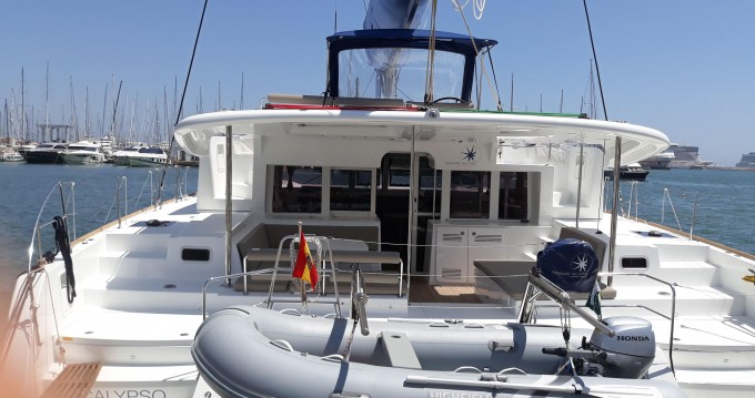 Jachthuur in Palma de Mallorca - Lagoon Lagoon 450 F via SamBoat