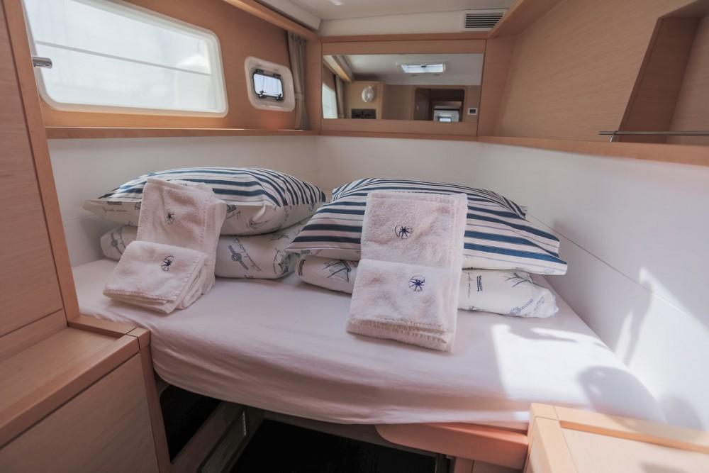 Huur Catamaran met of zonder schipper Lagoon in Balearic Islands