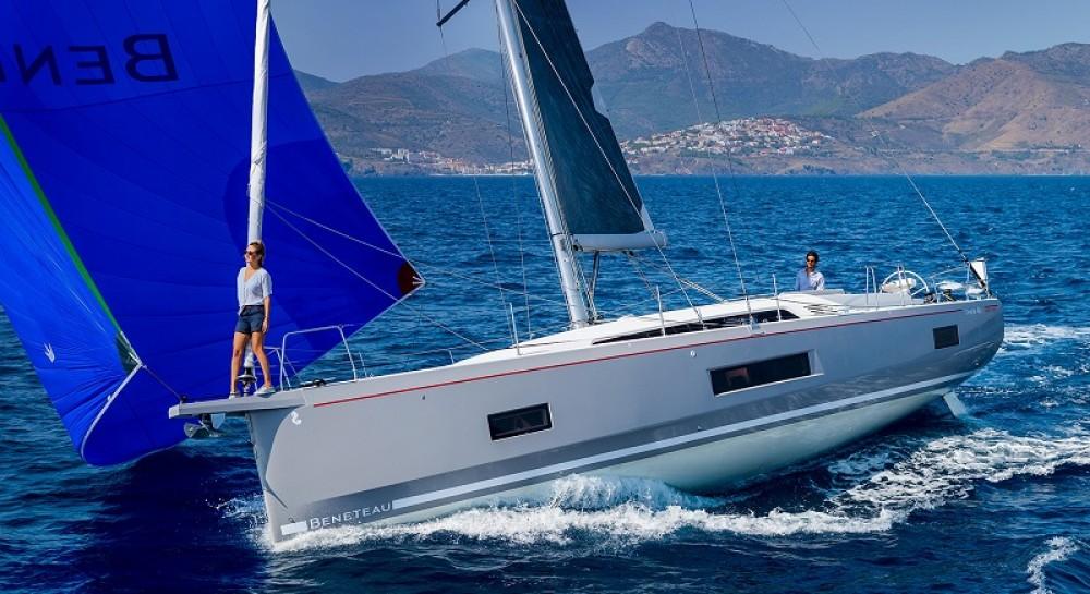 Verhuur Zeilboot in Balearic Islands - Bénéteau Oceanis 46.1