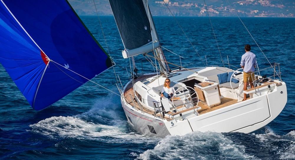 Jachthuur in Balearic Islands - Bénéteau Oceanis 46.1 via SamBoat