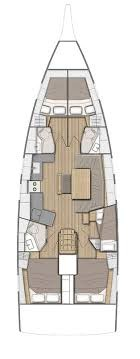 Bootverhuur Palma de Mallorca goedkoop Oceanis 46.1