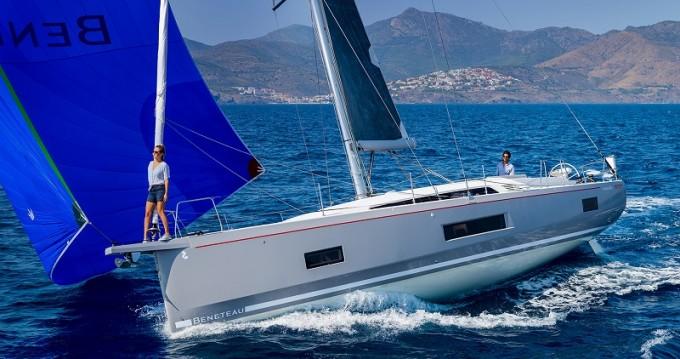 Huur een Bénéteau Oceanis 46.1 in Palma de Mallorca