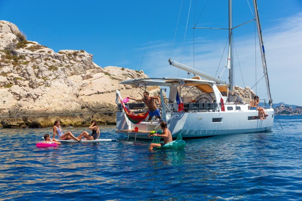 Huur Zeilboot met of zonder schipper Jeanneau in Tortola